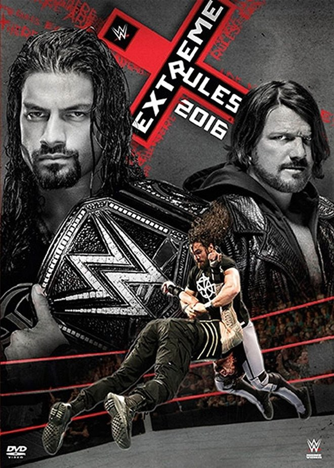 WWE: Extreme Rules 2016 Large Poster
