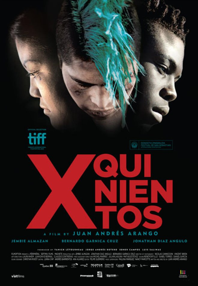 X Quinientos (v.o.s.-t.f.) Large Poster