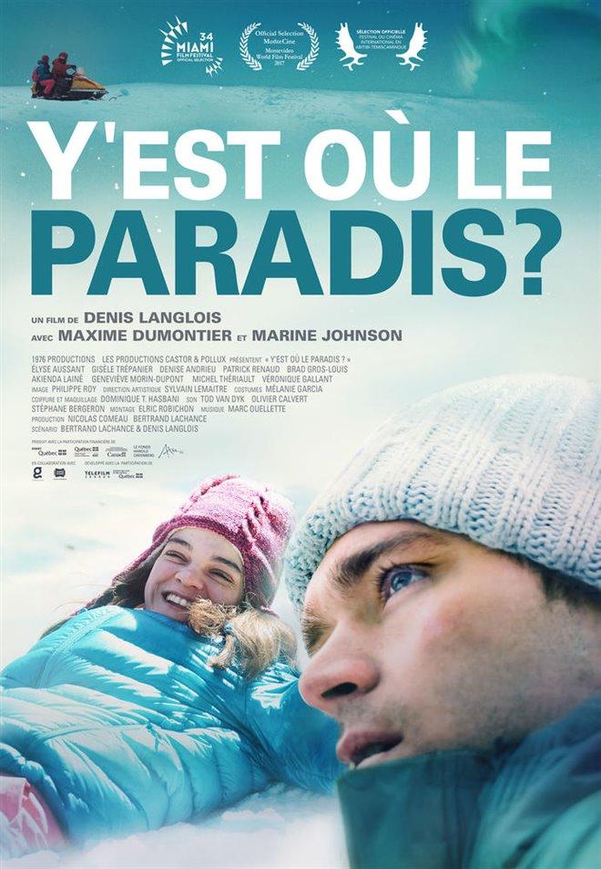 Y'est où le paradis? Large Poster