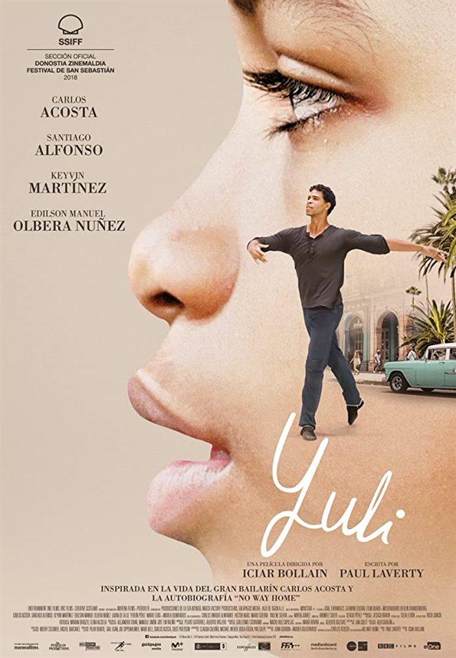 Yuli (v.o.s.-t.f.) Large Poster