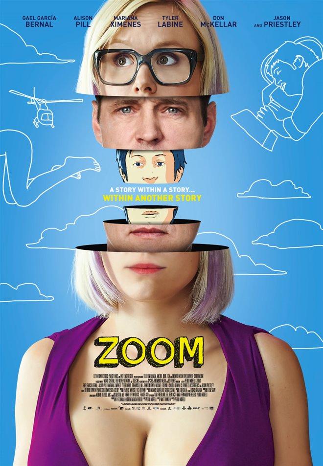 Zoom (v.f.) Large Poster