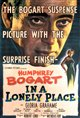 In a Lonely Place Poster