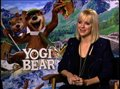 Anna Faris (Yogi Bear) interview