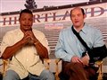 Carl Weathers & Dave Koechner (The Comebacks)