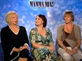 Phyllida Lloyd, Judy Craymer & Catherine Johnson (Mamma Mia!) interview