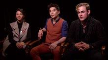 Naomi Scott, Ludi Lin & Dacre Montgomery Interview