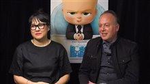 Ramsey Ann Naito & Tom McGrath Interview