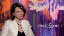 Juliette Binoche Interview