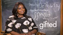Octavia Spencer Interview