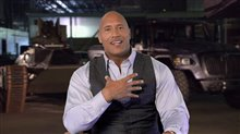 Dwayne Johnson Interview