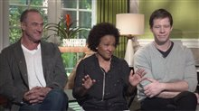 Christopher Meloni, Wanda Sykes & Ike Barinholtz Interview