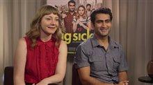 Emily V. Gordon & Kumail Nanjiani Interview