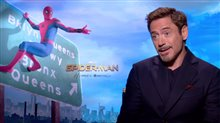 Robert Downey Jr. Interview