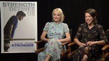 Miranda Richardson & Tatiana Maslany Interview