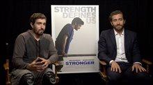 Jake Gyllenhaal & Jeff Bauman Interview