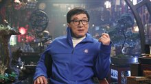Jackie Chan Interview