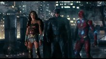 "Justice League Movie Clip - ""How Many Of You Are There?"" Poster"
