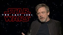 Mark Hamill Interview - Star Wars: The Last Jedi Poster