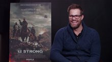 Geoff Stults Interview - 12 Strong Poster