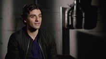 Oscar Isaac Interview