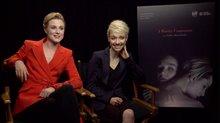 Evan Rachel Wood & Julia Sarah Stone Interview - Allure Poster