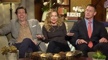Ike Barinholtz, Leslie Mann & John Cena Interview - Blockers Poster