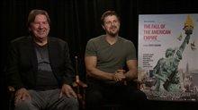 Rémy Girard & Alexandre Landry Interview