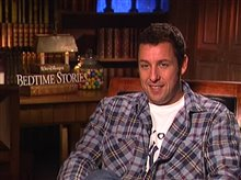 Adam Sandler (Bedtime Stories) Video