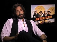 Adrien Brody (The Brothers Bloom) Video