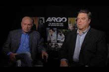 Alan Arkin & John Goodman (Argo) Video