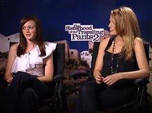 Alexis Bledel & Blake Lively (The Sisterhood of the Traveling Pants 2) Video