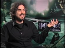Alfonso Cuaron (Harry Potter and the Prisoner of Azkaban) Video
