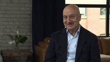 Anupam Kher Interview