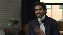 Dev Patel Interview
