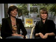 Allison Janney & Sissy Spacek (The Help) Video