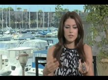 Amanda Crew (Charlie St. Cloud) Video
