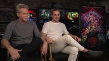 Cary Elwes & Dacre Montgomery Interview