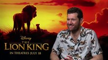 Billy Eichner talks 'The Lion King' Poster
