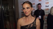 Natalie Portman at the 'Lucy in the Sky' TIFF premiere Video