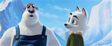'Arctic Dogs' Trailer Poster