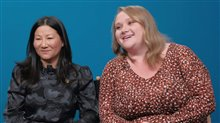 Unjoo Moon & Danielle Macdonald Interview