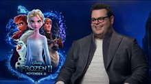 Josh Gad talks about 'Frozen II' Video