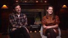 Michael Fox & Sophie McShera talk 'Downton Abbey' Video