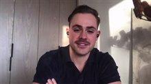 Dacre Montgomery talks 'The Broken Hearts Gallery' Video
