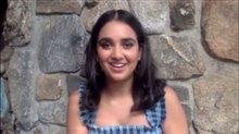 Geraldine Viswanathan talks 'The Broken Hearts Gallery' Video