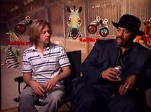 DAVID SPADE & STEVE HARVEY - RACING STRIPES Video