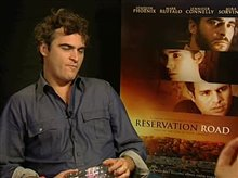 Joaquin Phoenix (Reservation Road) Video