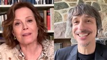 Sigourney Weaver & Philippe Falardeau on fan letters and 'My Salinger Year' Video