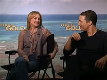 Kate Hudson & Matthew McConaughey (Fool's Gold) Video