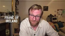 Brian Gleeson on co-starring in 'Frank of Ireland' with brother Domhnall Video
